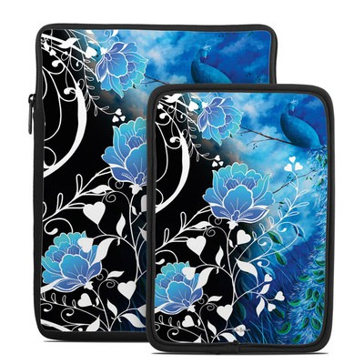 Tablet Sleeve - Peacock Sky