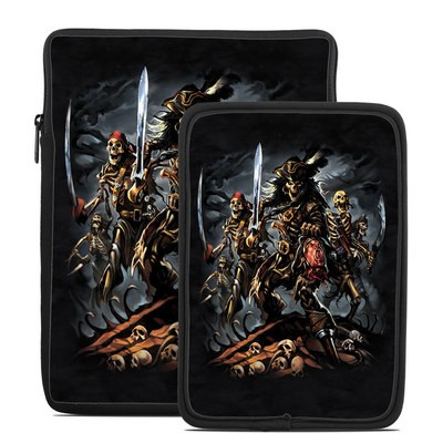 Tablet Sleeve - Pirates Curse