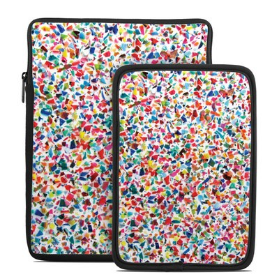 Tablet Sleeve - Plastic Playground