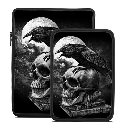 Tablet Sleeve - Poe's Raven