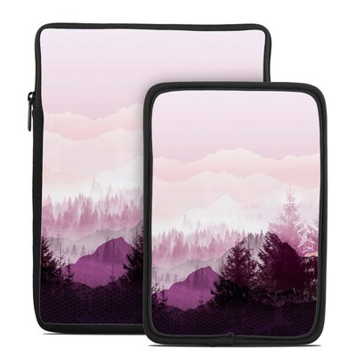 Tablet Sleeve - Purple Horizon