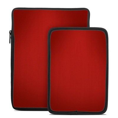 Tablet Sleeve - Red Burst