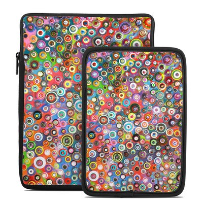 Tablet Sleeve - Round and Round