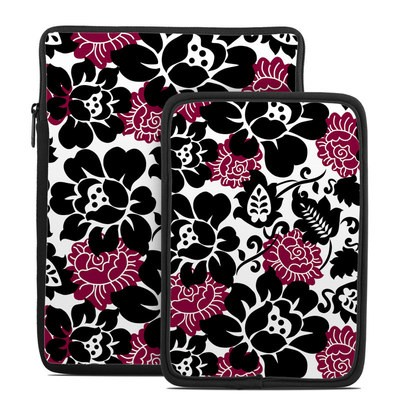 Tablet Sleeve - Rose Noir