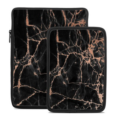 Tablet Sleeve - Rose Quartz Marble