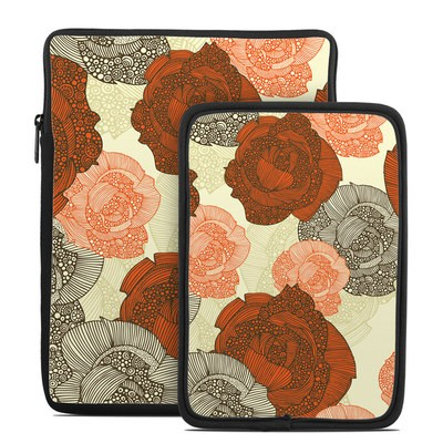 Tablet Sleeve - Roses