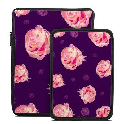 Tablet Sleeve - Rosette