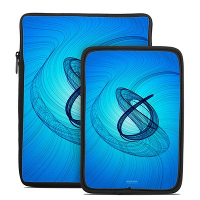 Tablet Sleeve - Rotating Swirls
