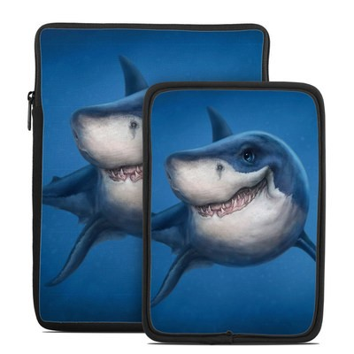 Tablet Sleeve - Shark Totem