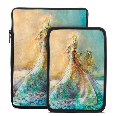 Tablet Sleeve - The Shell Maiden