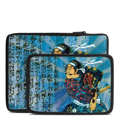 Tablet Sleeve - Samurai Honor