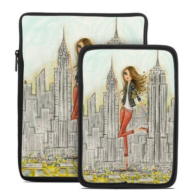 Tablet Sleeve - The Sights New York