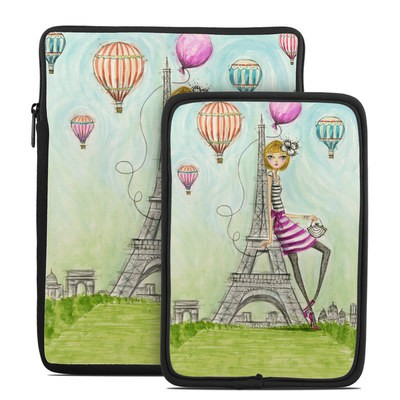 Tablet Sleeve - The Sights Paris