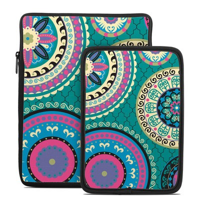 Tablet Sleeve - Silk Road