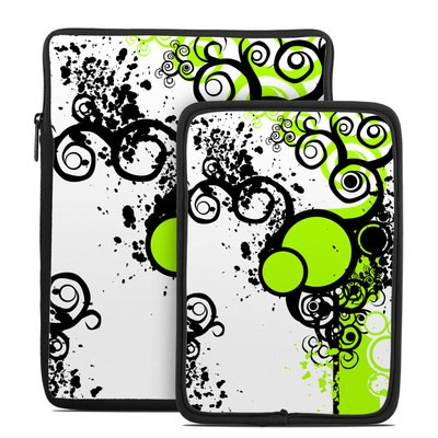 Tablet Sleeve - Simply Green