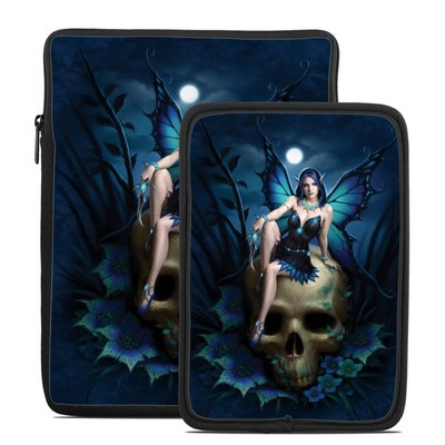 Tablet Sleeve - Skull Fairy