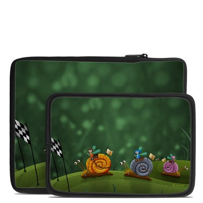 Tablet Sleeve - Snail Race