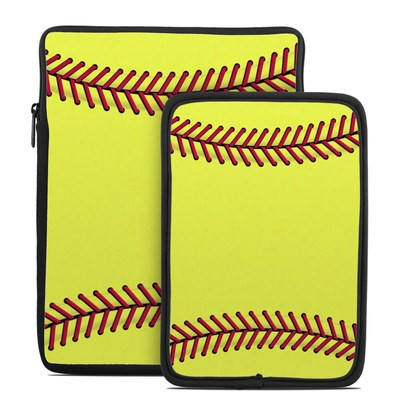 Tablet Sleeve - Softball