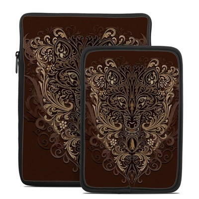 Tablet Sleeve - Spanish Wolf