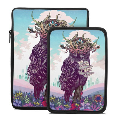 Tablet Sleeve - Spirit Owl