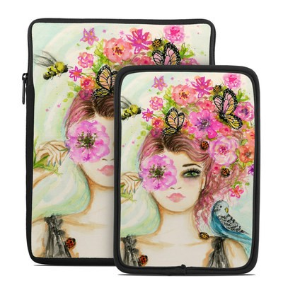 Tablet Sleeve - Spring is Here