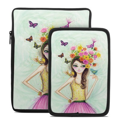 Tablet Sleeve - Spring Time