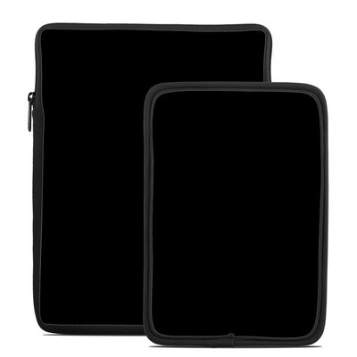 Tablet Sleeve - Solid State Black