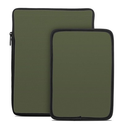 Tablet Sleeve - Solid State Olive Drab