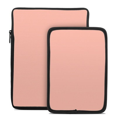 Tablet Sleeve - Solid State Peach