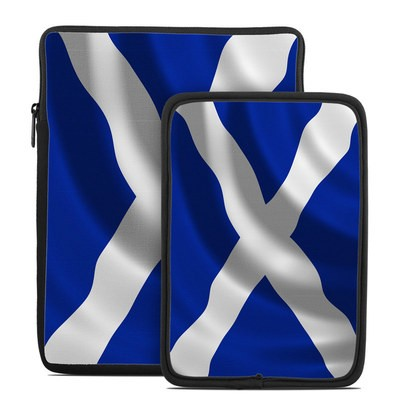 Tablet Sleeve - St. Andrew's Cross