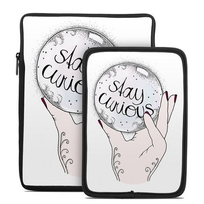Tablet Sleeve - Stay Curious