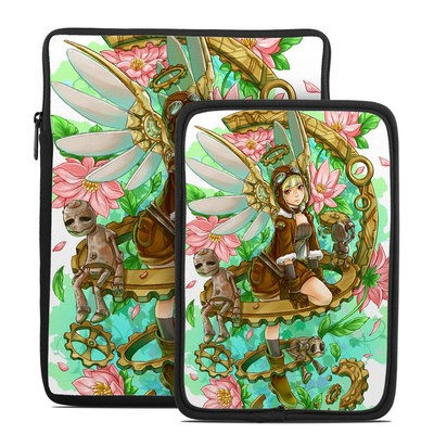 Tablet Sleeve - Steampunk Angel
