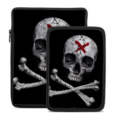 Tablet Sleeve - Stigmata Skull