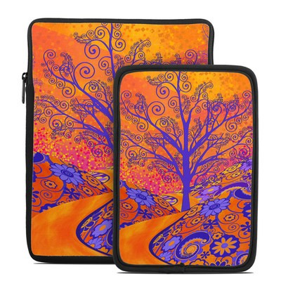 Tablet Sleeve - Sunset Park