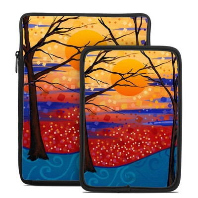 Tablet Sleeve - Sunset Moon