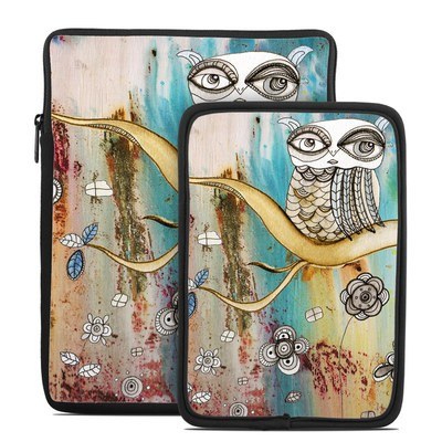 Tablet Sleeve - Surreal Owl