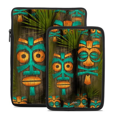 Tablet Sleeve - Tiki Abu