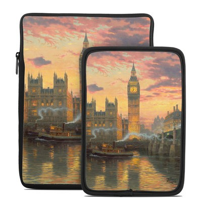 Tablet Sleeve - Thomas Kinkades London