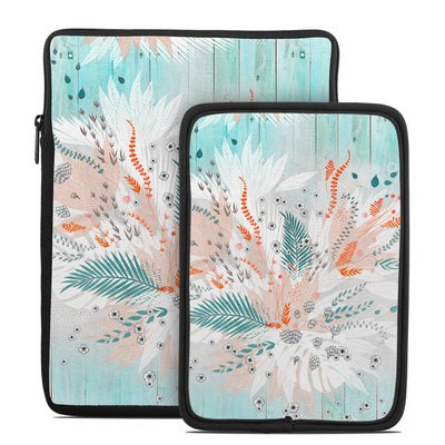 Tablet Sleeve - Tropical Fern