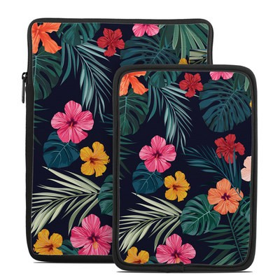 Tablet Sleeve - Tropical Hibiscus