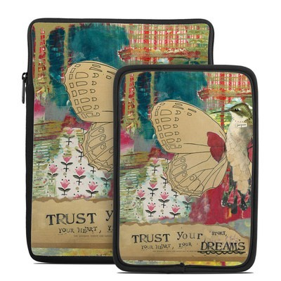 Tablet Sleeve - Trust Your Dreams