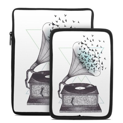 Tablet Sleeve - Tunes