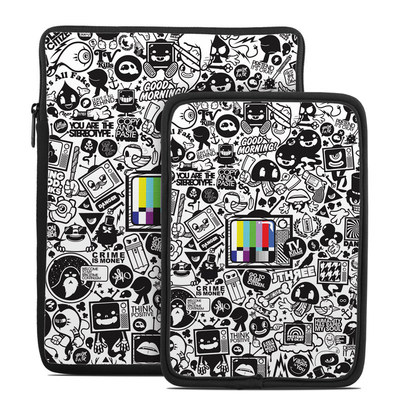 Tablet Sleeve - TV Kills Everything