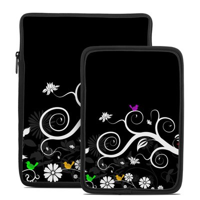 Tablet Sleeve - Tweet Dark