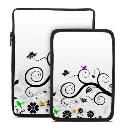 Tablet Sleeve - Tweet Light