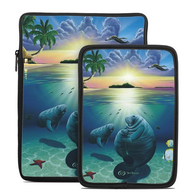 Tablet Sleeve - Underwater Embrace
