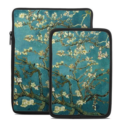 Tablet Sleeve - Blossoming Almond Tree