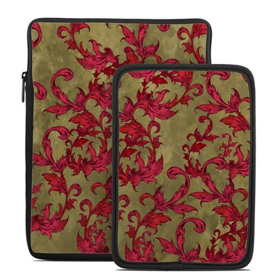 Tablet Sleeve - Vintage Scarlet