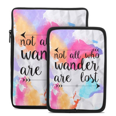 Tablet Sleeve - Wander