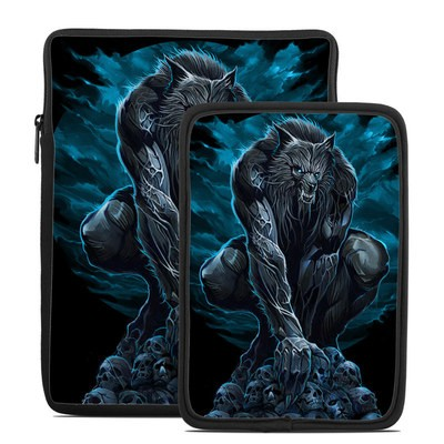 Tablet Sleeve - Werewolf